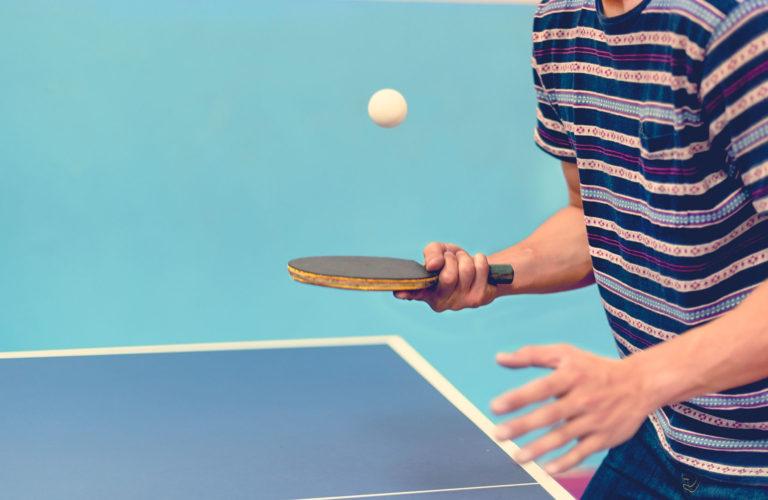 Table tennis HVD Club Bor