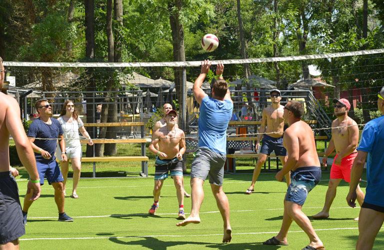 Volleyball HVD Club Bor