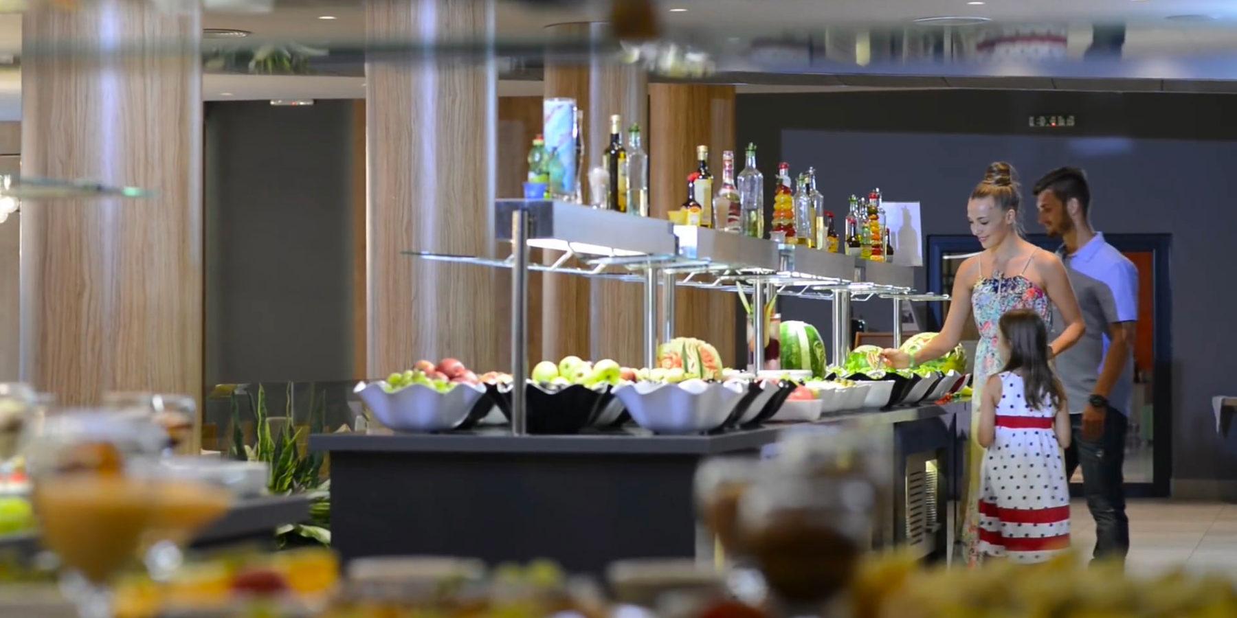 Gastronomie HVD Club Bor