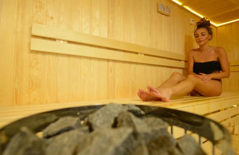 Sauna HVD Club Bor